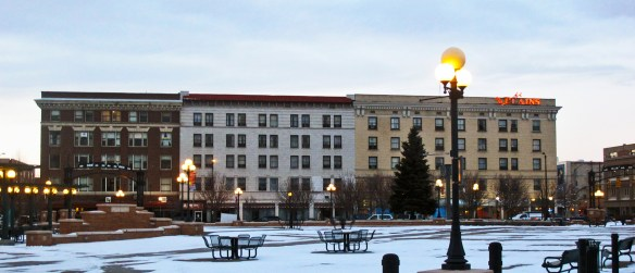 Plains Hotel Cheyenne Wyoming