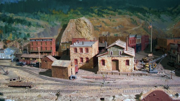 model railway portion s
