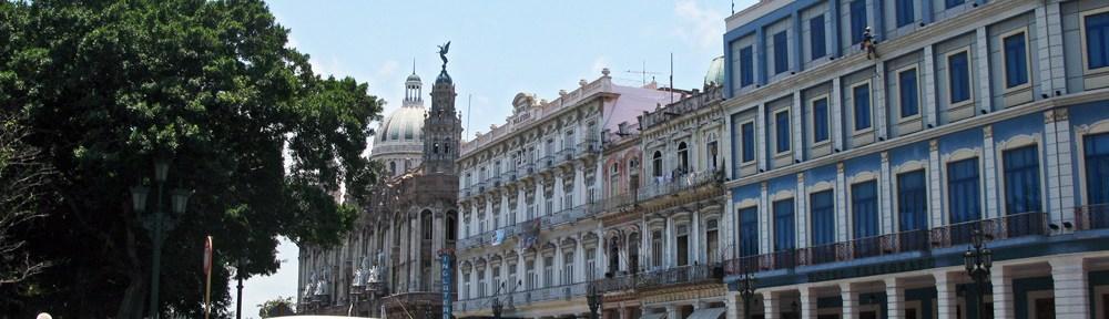 Cuba - Architecture in Havana