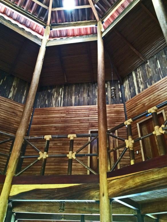 interior Macaw Lodge Costa Rica