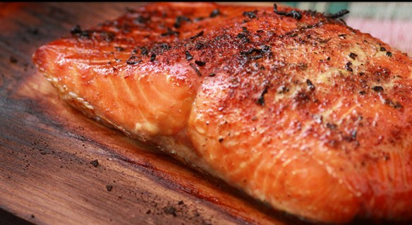 salmon with tea leaves on top - Feeling tired, sad, upset, cold, in need of a lift? Have a cuppa! In much of the world the answer to all these isa cup of tea – the universal panacea for all ills.