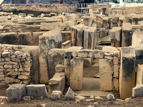 sandstone stones forming a large temple complex