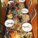 The Thanksgiving Meal…. a last minute menu-helper