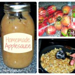 Homemade Applesauce: Made by Mom, Loved by All