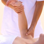 A Less Stressful Giveaway: Carmen Carmen Massage!