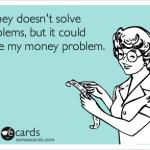 Resolutions: Financial Health.  I'll Still Eat Cookies.