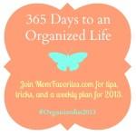 #Organizedin2013: Coat Closet Re-Do
