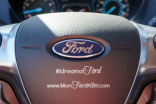 i dream of ford