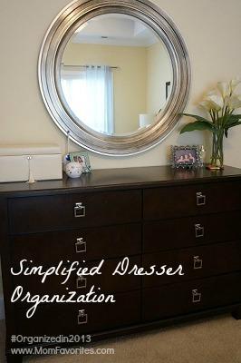 simplified dresser