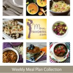"""""""Swimsuit Edition"""" Weekly Meal Plan: Menus on Mondays Collection"""