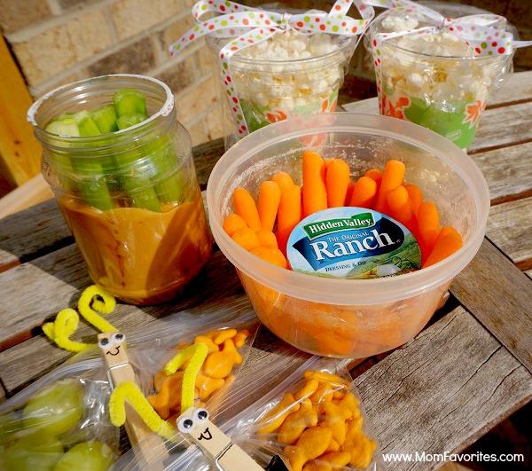 crafty road trip snacks