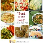 """Best of the Best"" Foodie Family Meal Plan"