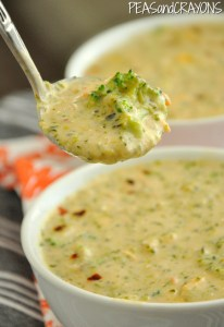 broccoli and cheese soup ladle 400 watermark