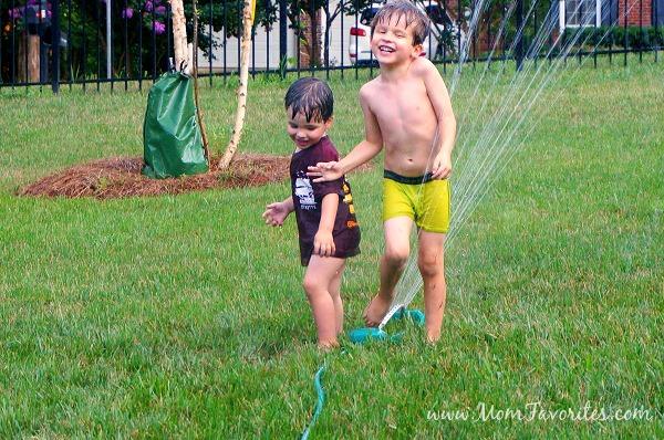 sprinkler fun klondike kandy