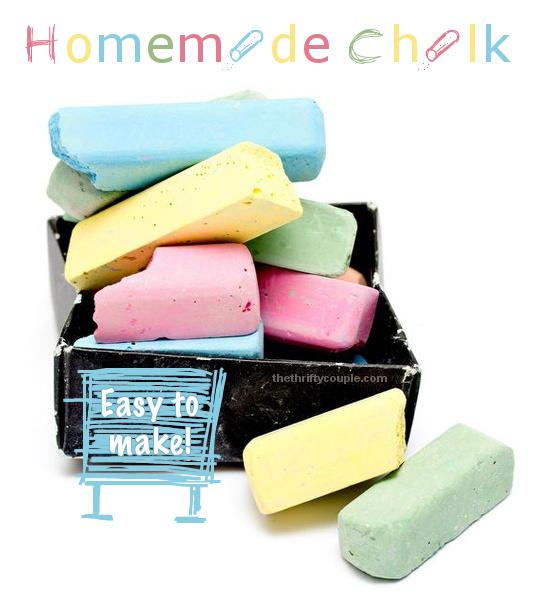 homemade-chalk-easy-to-make