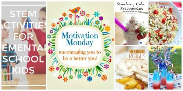 Motivation Monday Linky Party 147