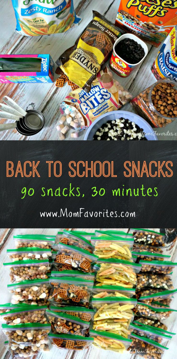 Save precious time this fall with these simple organizing tips for back to school!