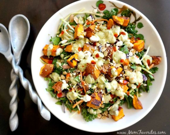inner made simple with these four main dish salad ideas loaded with healthy proteins.