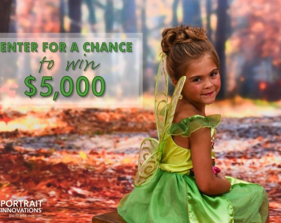 Portrait Innovations Studios hosting FREE Halloween Portrait event on Monday, October 26th from 4-6pm. Then, submit those adorable photos for a chance to win $5,000 cash prize!