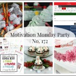 Motivation Monday Linky Party 172