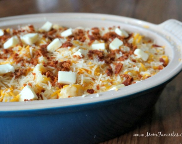Game Day gets serious with this amazing Pork Jerky Macaroni and Cheese Recipe! Fans will be raving no matter who wins!