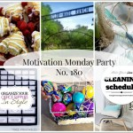 Motivation Monday Linky Party 180