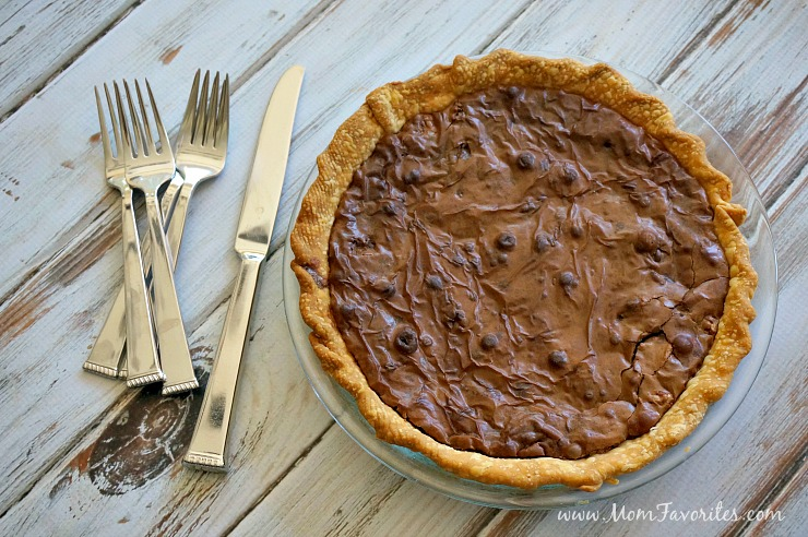 t's game time folks! Celebrate the March Basketball games with Brownie (a.k.a. Tar Heel) Pie. It's so delish, even folks from Durham will dig this recipe.