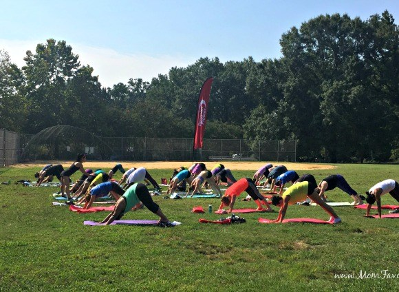 Sweat, Strengthen and Flow at Midwood Park