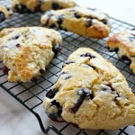 I Did It! Homemade Blueberry Scones Recipe