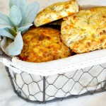 Sausage Cheddar Biscuits – a Spring Menu Recipe