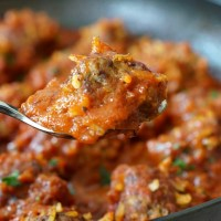 Classic & Easy One Pot Porcupine Meatballs