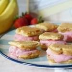 Kitchen Stories: Benny's Cinna-Toast Nice Cream Sandwiches