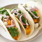Hearty Veggie Sweet Potato Tacos