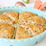 Savory Ham and Cheese Scones