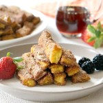 Kitchen Stories: 'Sir' Cinnamon French Toast Sticks