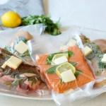 Sous-Vide Meal Prep Ideas