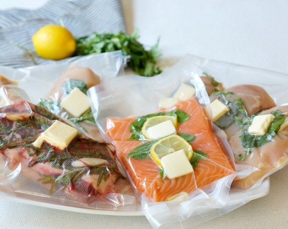 Prepping meals in bulk has never been easier! These Sous-Vide meal prep ideas are easy enough for busy weeknights but elegant enough for entertaining.