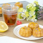 Olive Oil & Citrus Mini Bundt Cakes for Tea Time