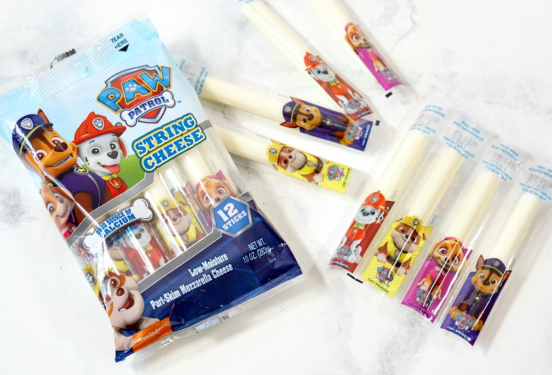 Get ready for rave reviews when you surprise your kids with this PAW Patrol™ String Cheese Themed Lunch Box! With these fun and delish themed puppy treats, they'll be the coolest kids in school!