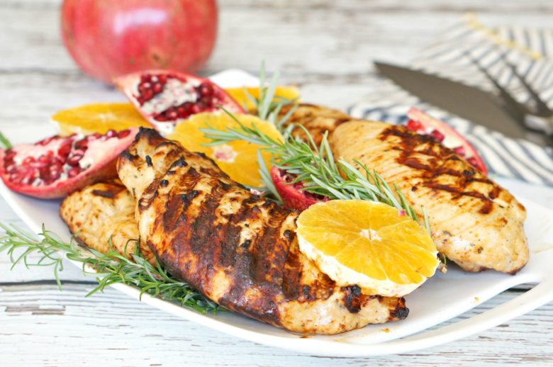 Perfect for smaller gatherings, our Maple Spiced Grilled Turkey Breast recipe is your answer to the holiday meal in 2020.