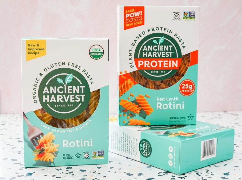 Ancient Grains pasta giveaway!