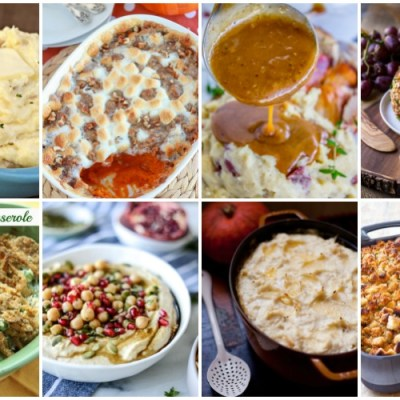 12 Make Ahead Thanksgiving Recipes
