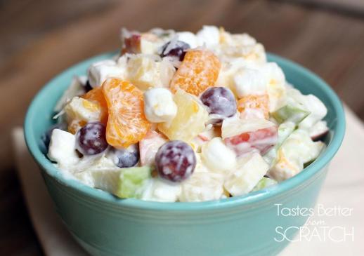 creamy-fruit-salad
