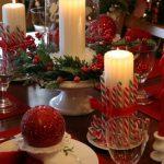 8 Diy Christmas Table Decoration Ideas Forks N Flip Flops
