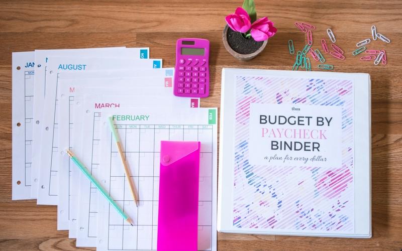 Budget-Binder-Paycheck-Printables