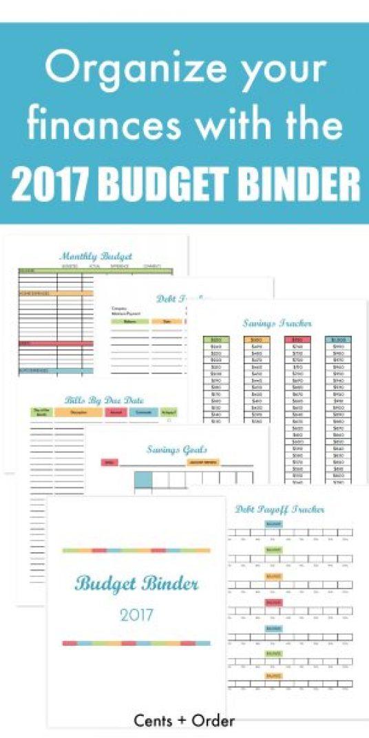 Free-Budget-Binder-Printable