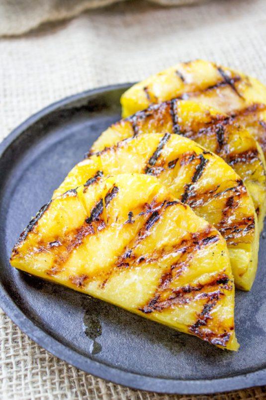 Brown-Sugar-Grilled-Pineapple