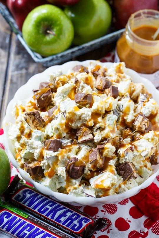 caramel-apple-salad