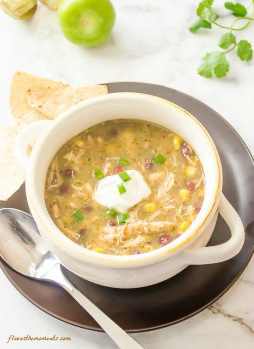 slow-cooker-chicken-salsa-verde-tortilla-soup