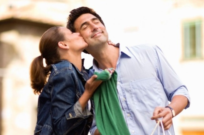 Как хвалить мужа - фото